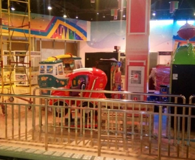 Детский парк развлечений «ФанкиТаун»